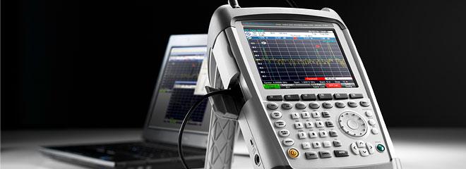 Network Analyzer Hand Held : Economy and handheld network analyzers rohde schwarz