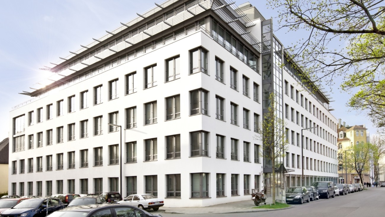 Rohde & Schwarz Munich - BFC building