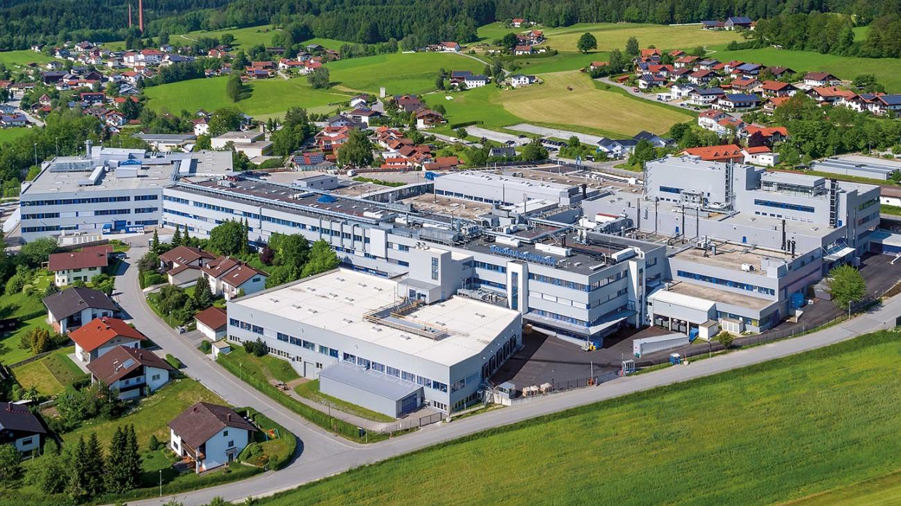 Rohde Schwarz GmbH Co. KG Werk Teisnach