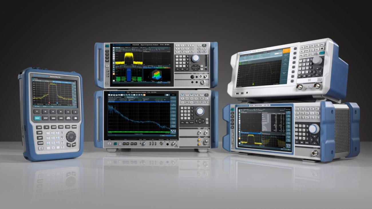 Rohde & Schwarz Fundamentals of Spectrum Analyzers