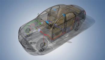 Nouveaux réseaux Ethernet/IP pour l'automobile