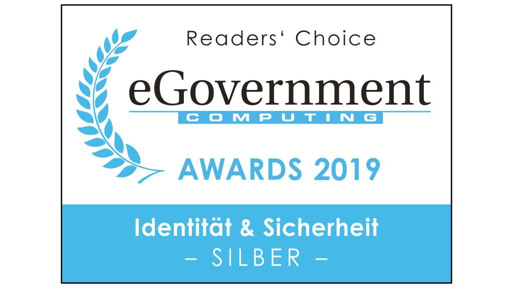 eGovernment Award 2019