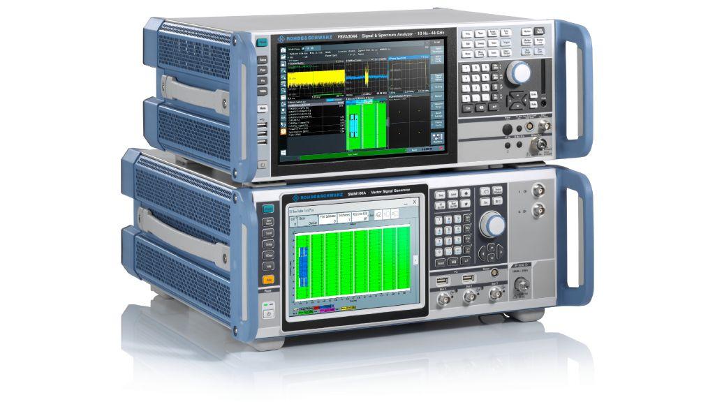 Bundle R&S®SMM100A and R&S®FSVA3000