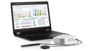 5G NR スキャニング・ソフトウェアを装備したR&S TSME6 超小型ドライブテストスキャナ