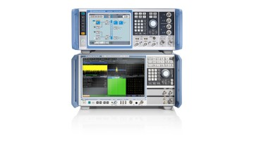 R&S SMW200AとR&S FSWによる5G NR アップリンク解析機能