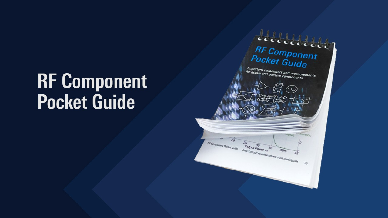 RF Component Pocket Guide