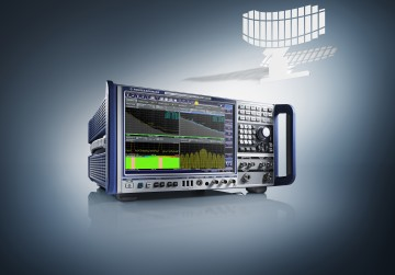 Measuring phase noise from high-end signal sources for radar