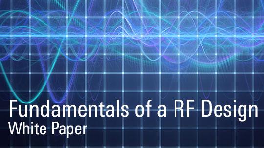 Fundamentals of a RF Design