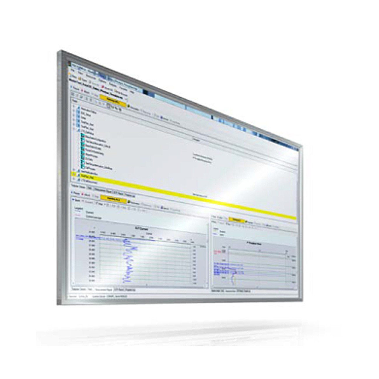 Intuitive graphical user interface.