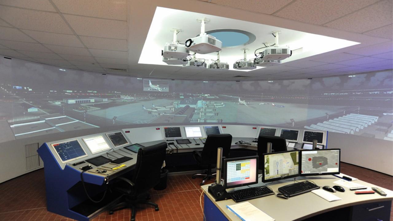 ROMATSAのシミュレータ/トレーニングシステム