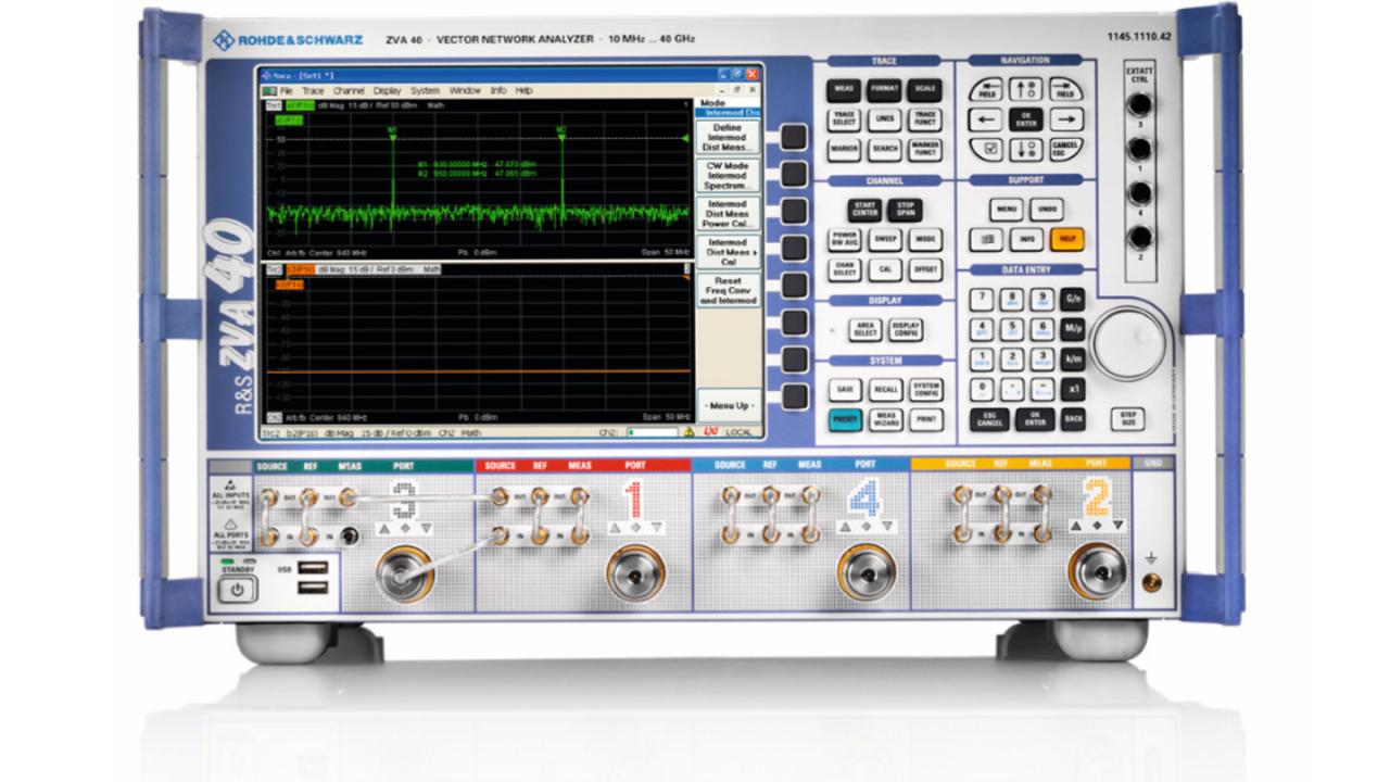 Fast and accurate passive intermodulation (PIM) measurements