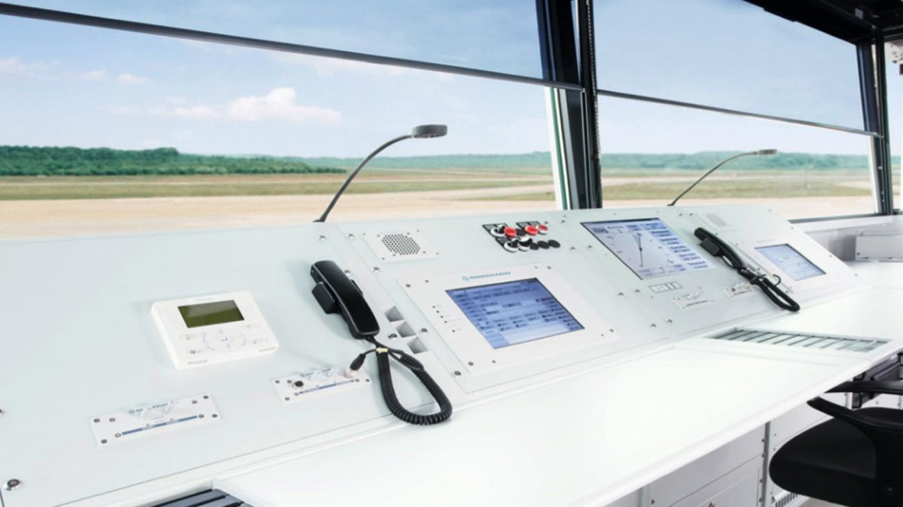 Voz sobre IP para control del tráfico aéreo