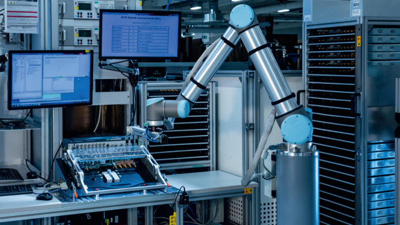Interference hunting in smart factories