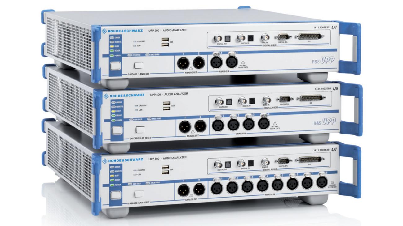 Test your multichannel FM car radios | Rohde & Schwarz