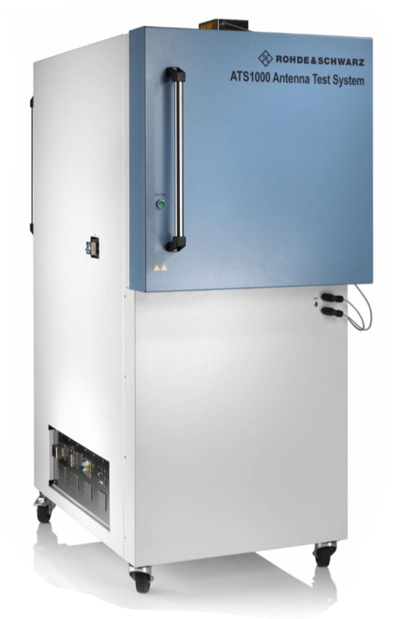 Il sistema di test per antenne R&S®ATS1000.