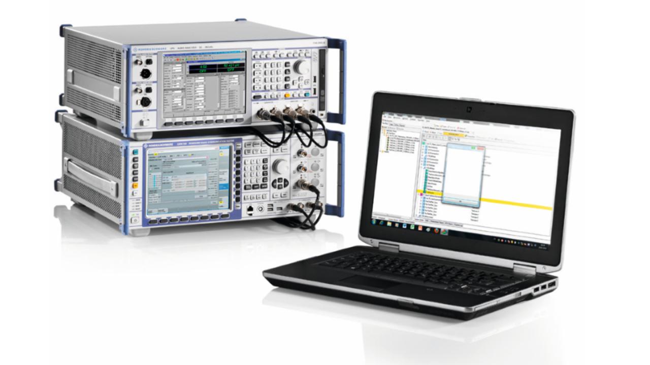 Audio-speech performance testing solution