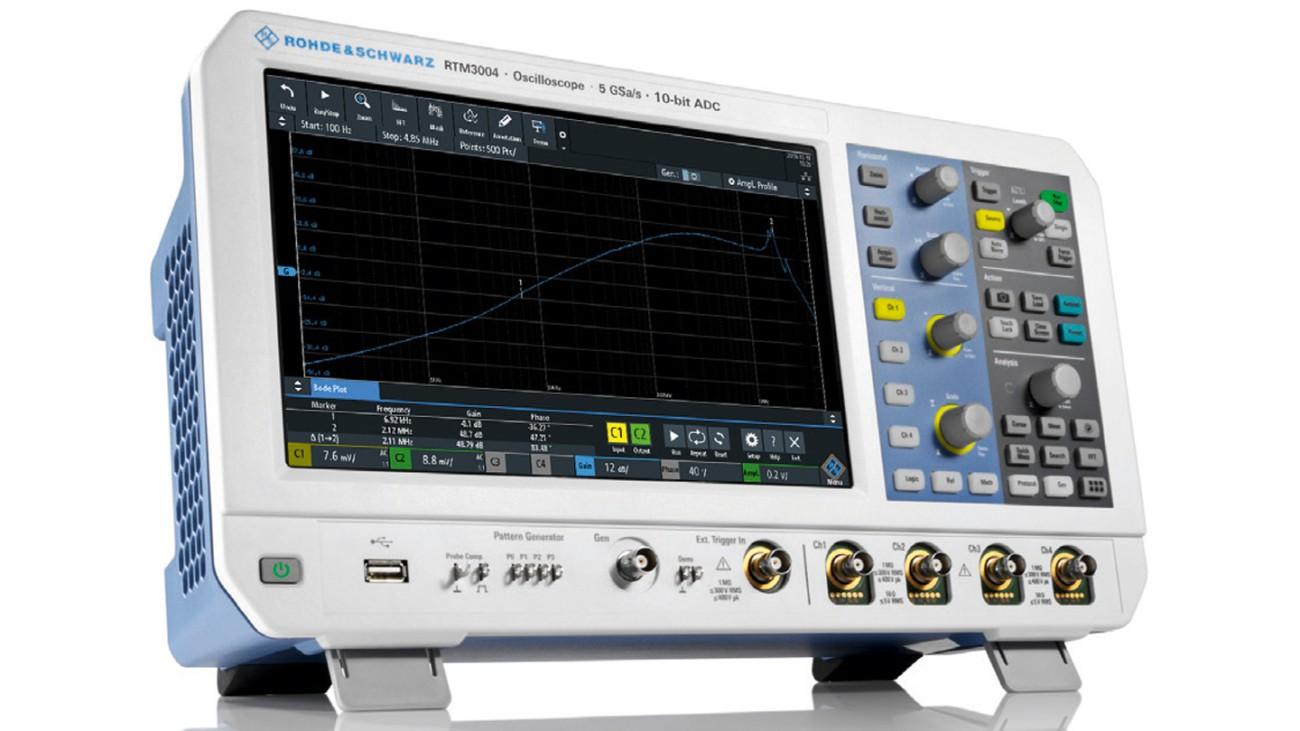RTM3004 - Osciloscópio