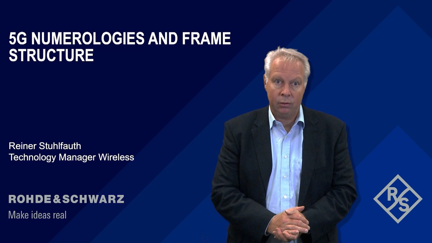 5G Numerologies video preview image