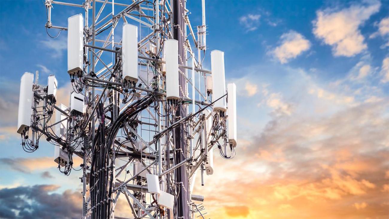 4G 5G Base Station Mobile Network Test