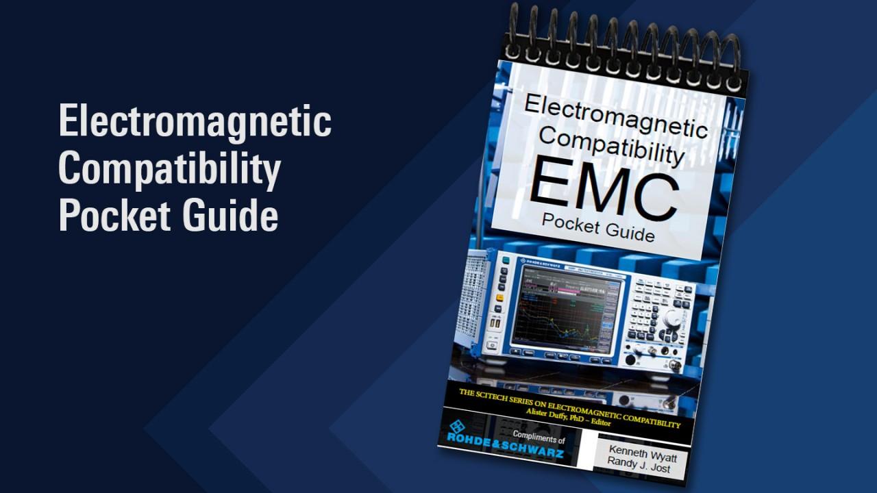 Cover of EMC pocket guide