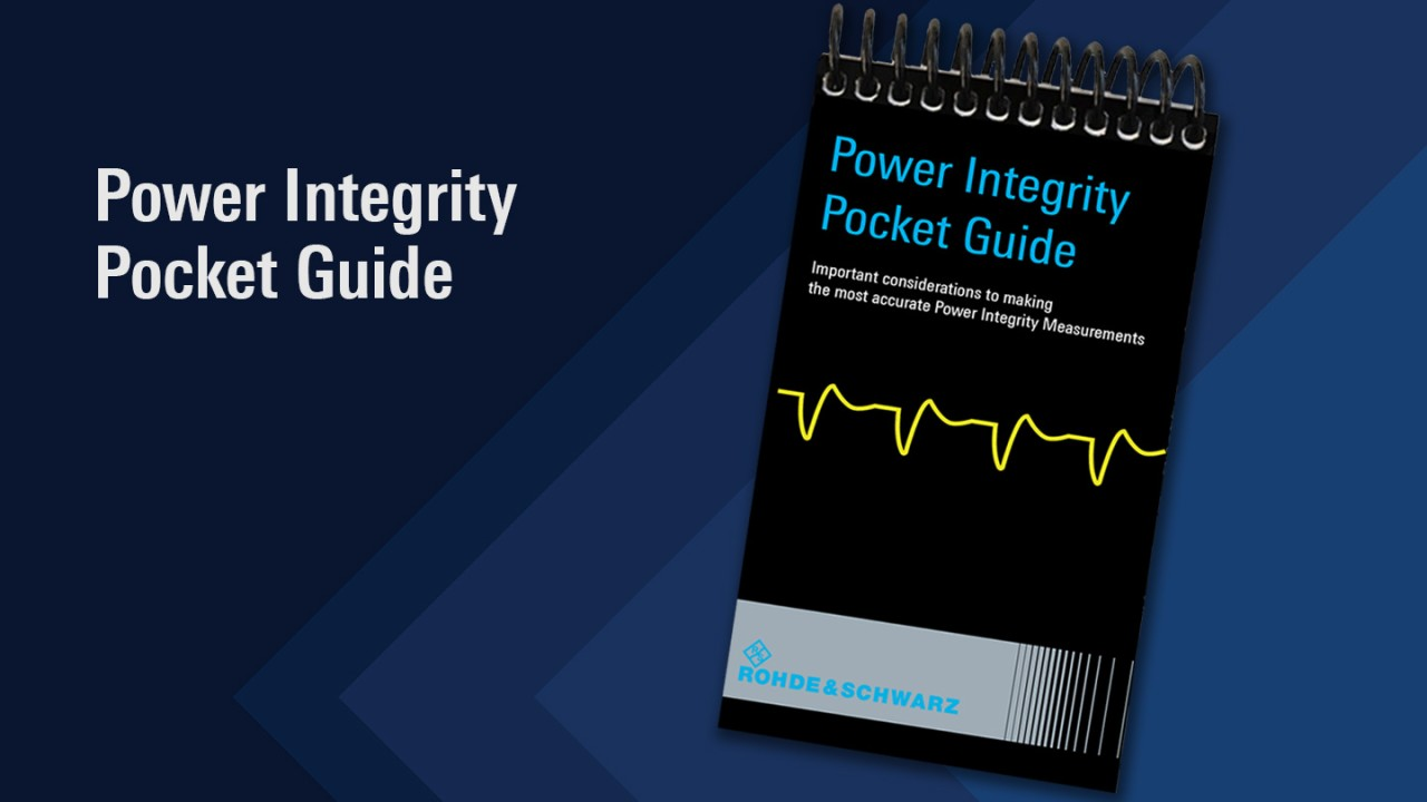 Image: Power Integrity Pocket Guide