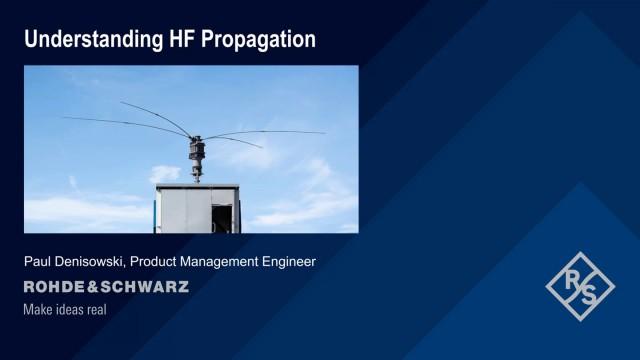 Understanding HF Propagation