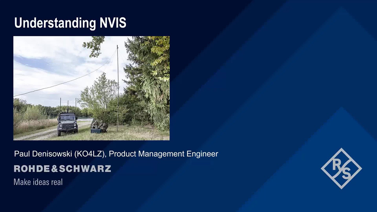 Understanding NVIS video preview image