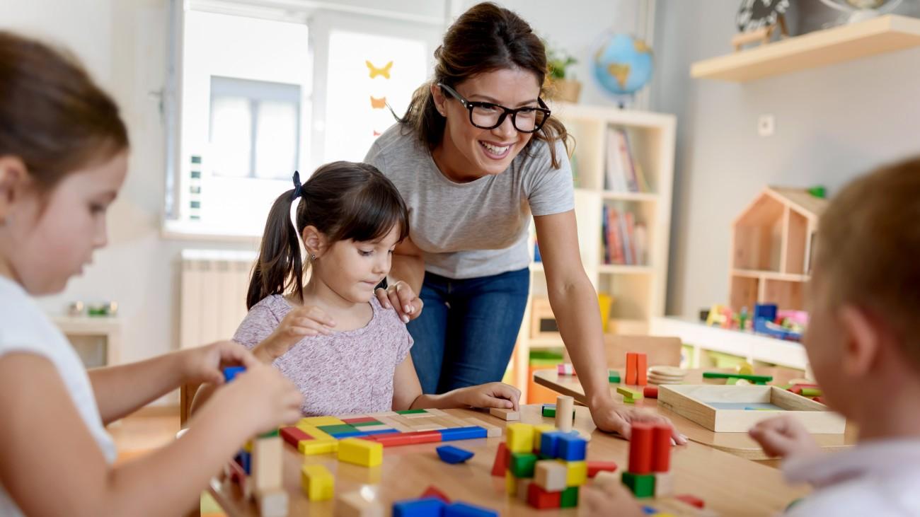 Kinderbetreuung bei R&S