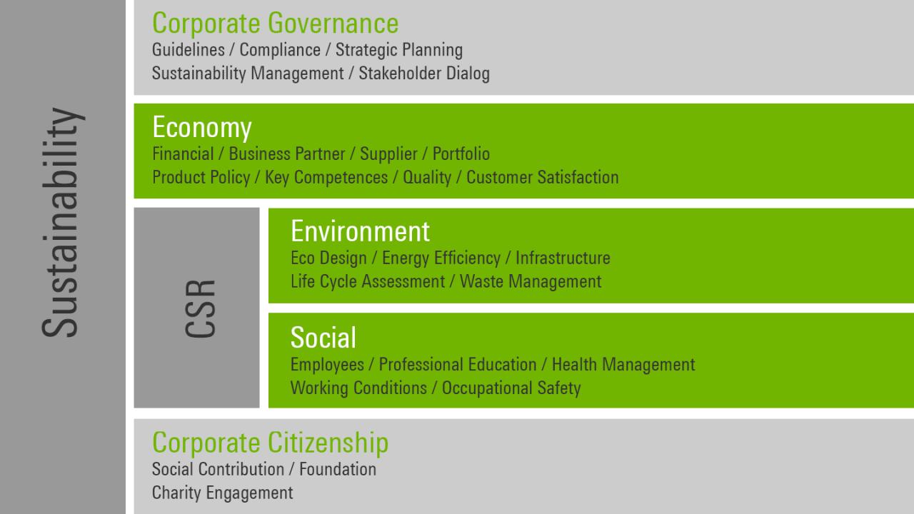 Управление устойчивым развитием