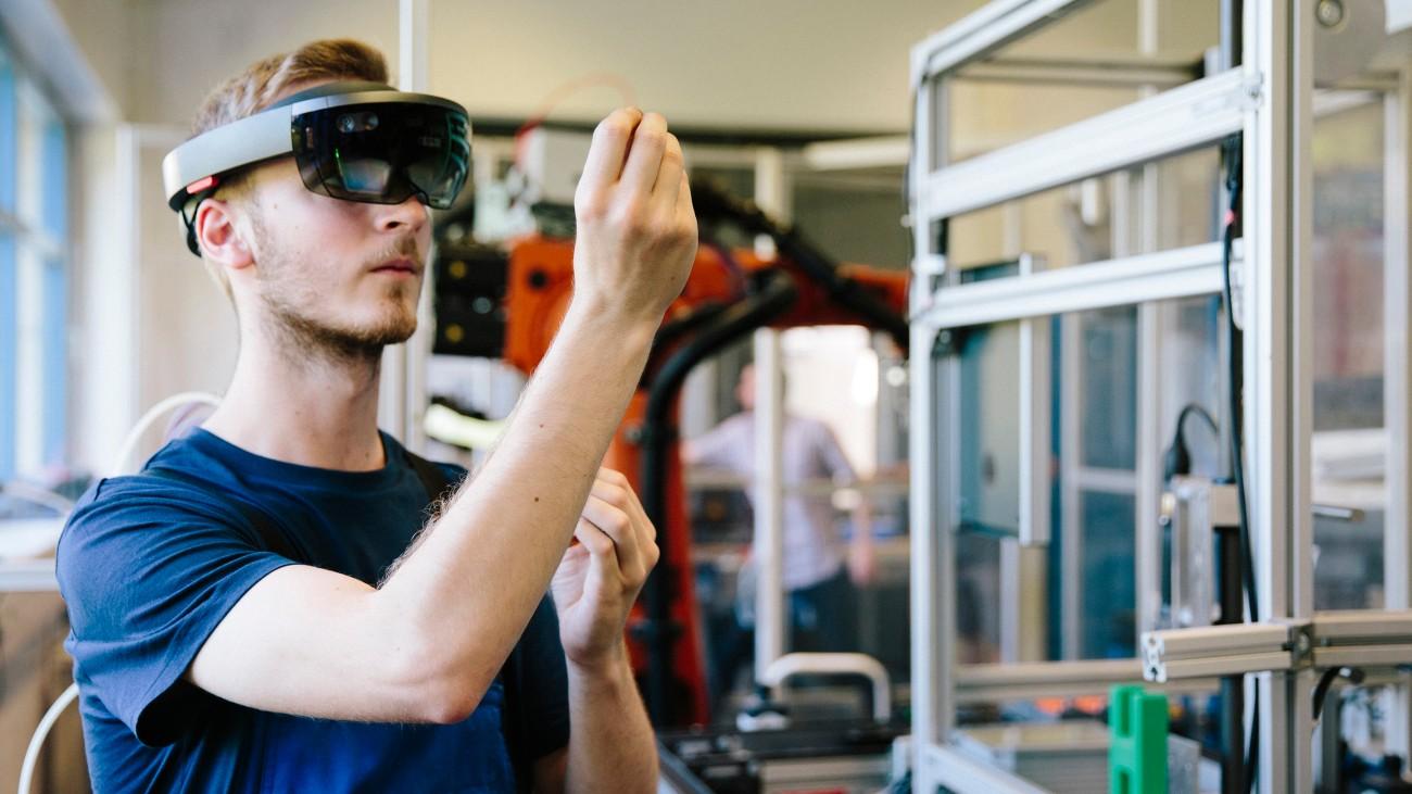 La realidad virtual permite a los ingenieros comprobar a fondo sus prototipos incluso antes de construirlos.