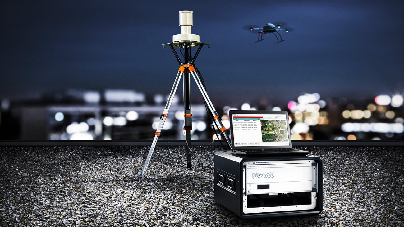 The growing hazards increase the demand for anti-drone systems such as R&S®ARDRONIS.