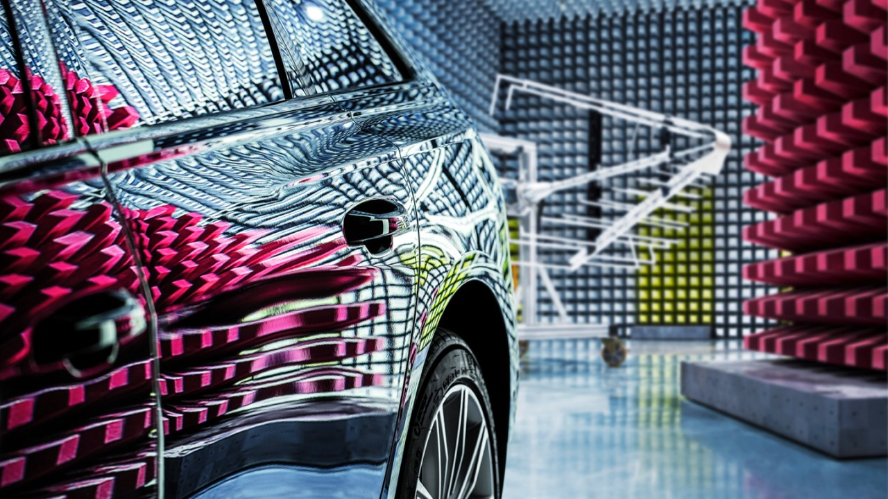 Solutions for all trends in the automotive industry