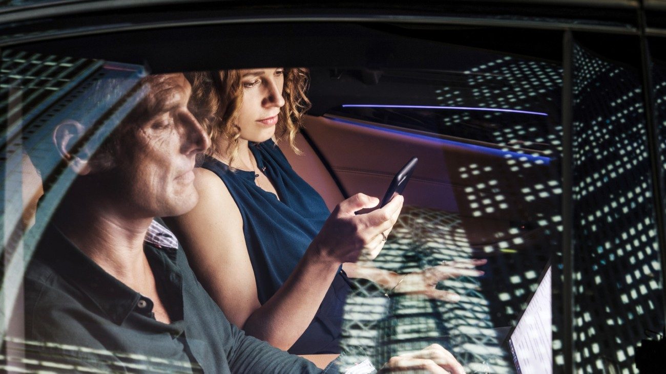 Connected, automated driving holds the promise of significantly higher road safety and convenience.