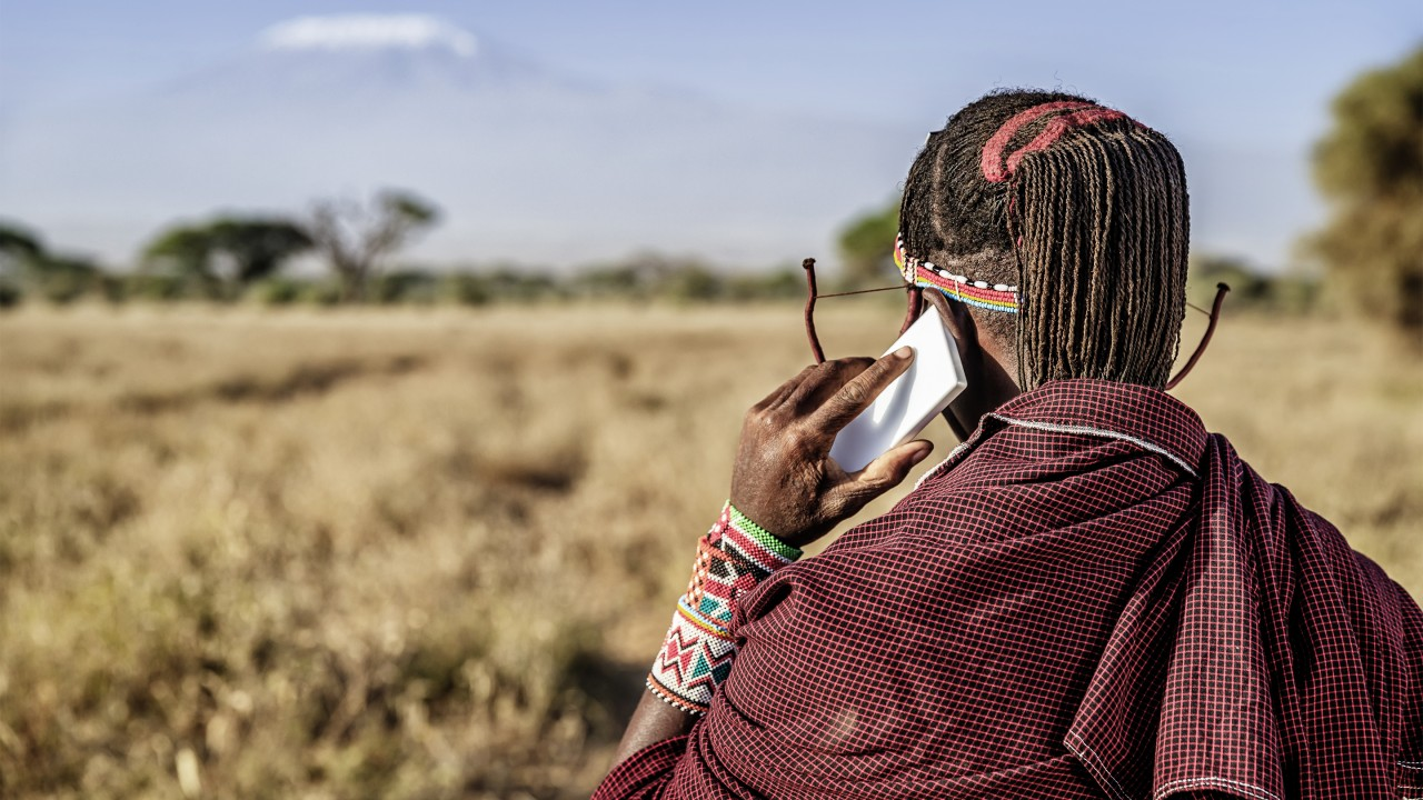 Kenya's technology hub, known as Silicon Savannah, is considered the cradle of innovation in Africa. At the same time, the Maasai herd goats and live in mud huts – and often own a mobile phone.