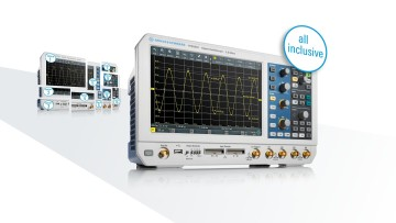 All options. One price. Limited time. Complete solutions from Rohde & Schwarz. (Image: Rohde & Schwarz)