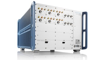 ETS-Lindgren is integrating the R&S CMX500 to offer turnkey 5G test solutions to its customers.