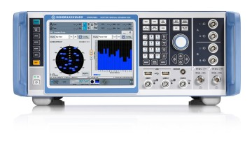 Rohde & Schwarz adds GPS L5 and Galileo E5 simulation capabilities to the R&S SMW200A GNSS simulator
