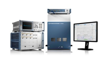Rohde & Schwarz highlights its 5G test solutions at MWC2020. (Image: Rohde & Schwarz)