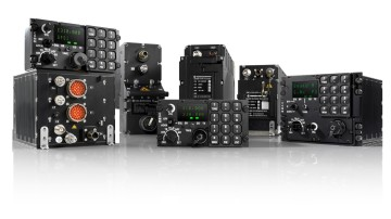 Rohde & Schwarz has expanded its successful R&S M3AR family of airborne radios with another high-end radio: the R&S SDAR.