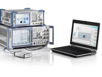 Die marktführende eCall-Testlösung basierend auf der Plattform R&S CMW500 in Kombination mit dem GNSS-Simulator R&S SMBV100A wurde als erste ihrer Art von CETECOM zertifiziert.