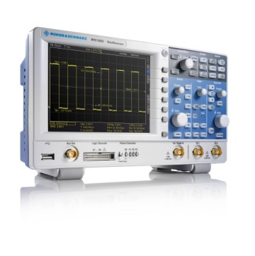 R&S RTC1000 oscilloscope