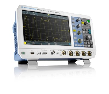 R&S RTM3000 oscilloscope