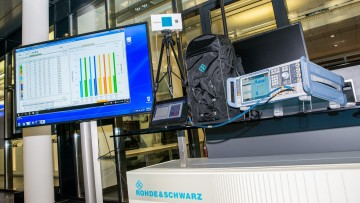 Rohde & Schwarz, iBwave and Anokiwave partner to showcase indoor 5G NR network