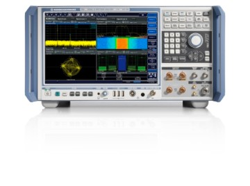 First analysis firmware for 5G New Radio based on the R&S FSW