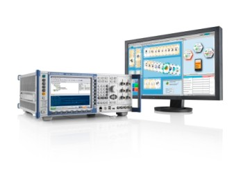 The R&S CMW500 mobile radio tester with R&S CMWcards software offers new tools to significantly reduce expensive and time-consuming field tests.