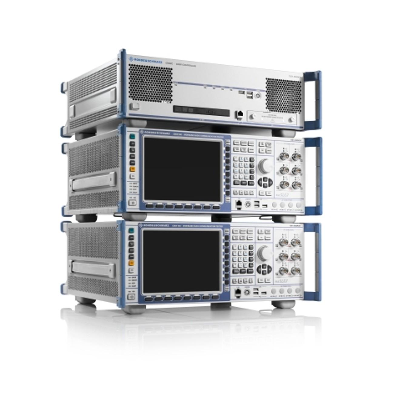 Rohde & Schwarz will present radiocommunications test
