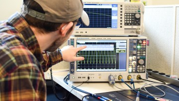 Rohde & Schwarz collaborates with the UNH-IOL on an Automotive Ethernet test bed platform.