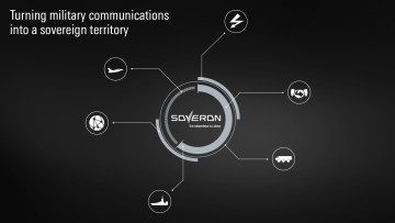 SOVERON offers government customers a secure, high-performance network architecture that enables them to achieve information superiority.