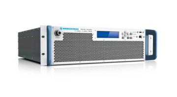 Mit dem R&S PKU100 läutet Rohde & Schwarz einen echten Technologiewechsel für das Verstärken von Uplink-Signalen ein.