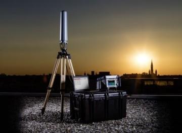 R&S ARDRONIS radiomonitoring system